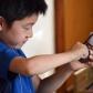 木製メガネ職人13