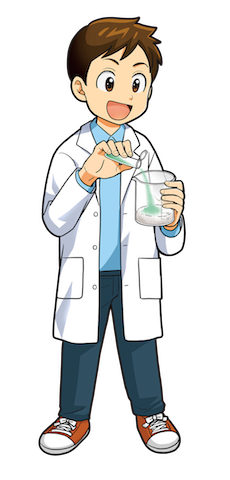 入浴剤研究者